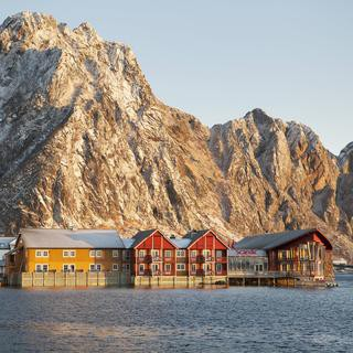 Scandic hotel Svolvær